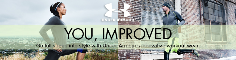 Under Armour!
