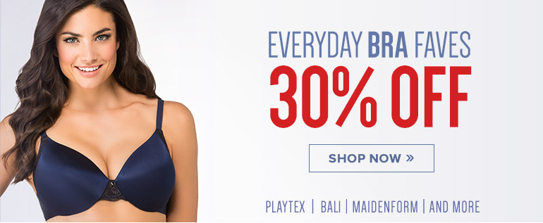 Everyday Bra Favs 30% OFF