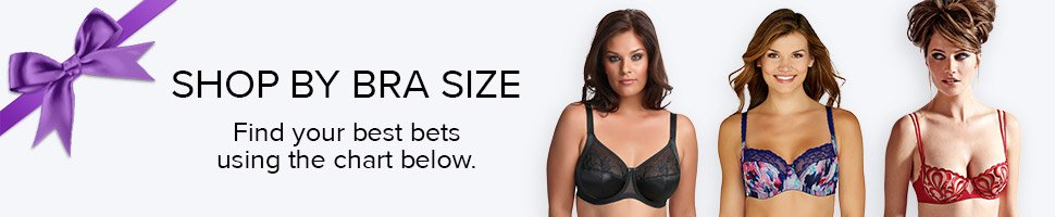 Shop by Bra Size